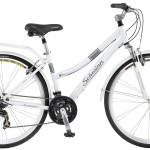 Best entry level hybrid bike for women - Schwinn DIscover Women