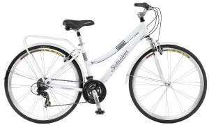 Best entry level hybrid bike for women - Schwinn DIscover Women