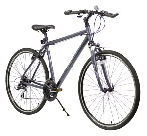 XDS Mens Cross 300 Hybrid bike