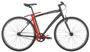 Bike Size Chart How To Choose Right Bicycle 7 Methods