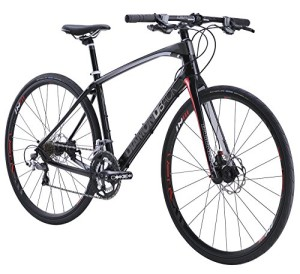 Best entry level hybrid carbon bike- Diamondback Bicycles 2015 Interval Complete Performance Hybrid Bike