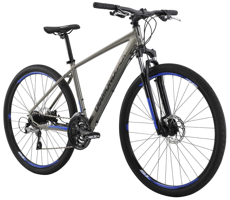 Diamondback Bicycles 2016 Trace Sport Complete Dual Bike