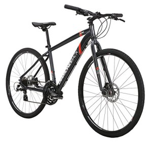 Cheap Hybrid Bike - Diamondback Bicycles 2015 Trace Complete.