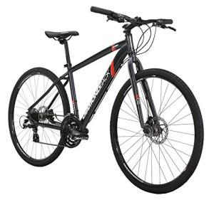 Cheap Hybrid Bike - Diamondback Bicycles 2015 Trace Complete.