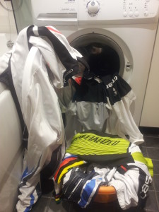 How to Wash Cycling Clothes