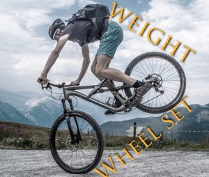 Bike Wheelset and Weight