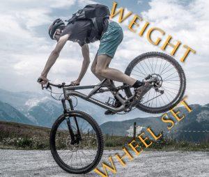 BikeWheelsetWeight