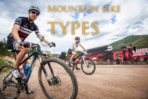 MountainBikesTypes