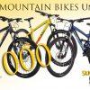 MOUNTAIN BIKES Under $1000