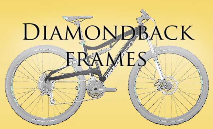 Diamondback Frames