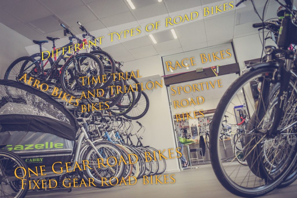 Different Types Of Road Bikes