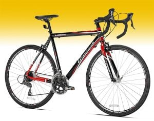 Giordano Libero 1.6 Men's Road Bike-700c review