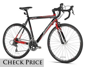 Giordano Libero 1.6 Men's Road Bike-700c review