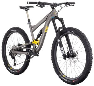 Diamondback Mission 2 Complete Full Suspension bike review