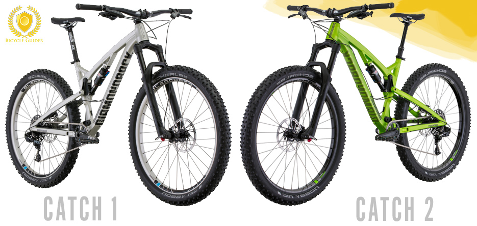 Diamondback Catch 1 & 2 Review by Bicycle Guider
