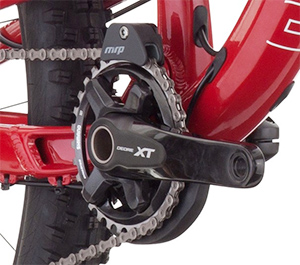 Diamondback Mission pro chain guard