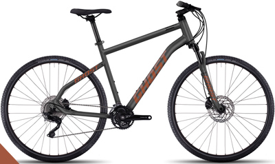 Ghost Bikes Square Cross 7 & 7W