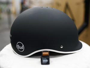Thousand helmet Carbon Black