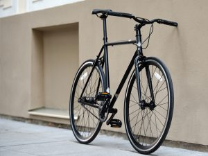 State Bicycle Co Wulf on Streets