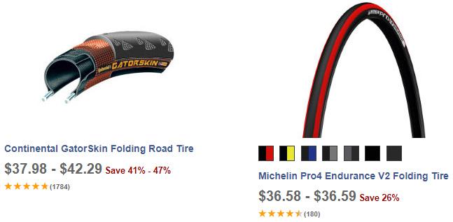 Black Friday Bike Tire Deals