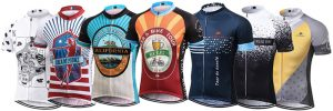 Cycling jerseys for christmas