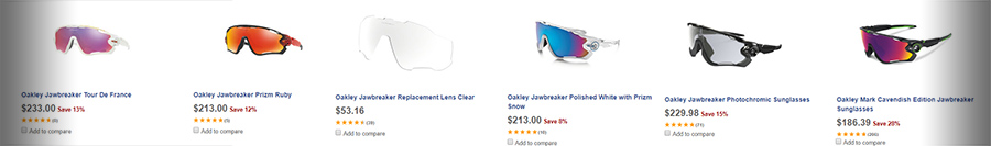 Oakley Cycling Glasses for X-mas