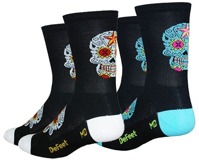 Cycling socks for cyclists