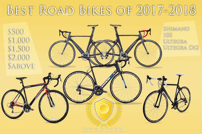Buyers Guide to best road bikes of 2017 - 2018