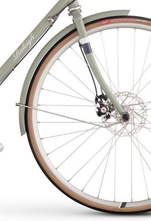 Clubman Front wheel