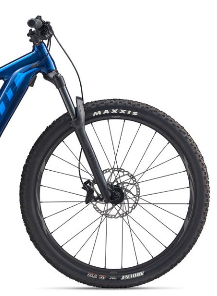 Stance Giant Stance E+ 1 Maxxis Ardent Tires