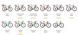All Diamondback Haanjo Bikes