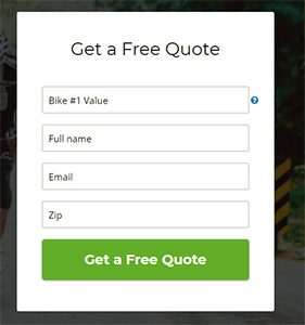Velosurance get a quote