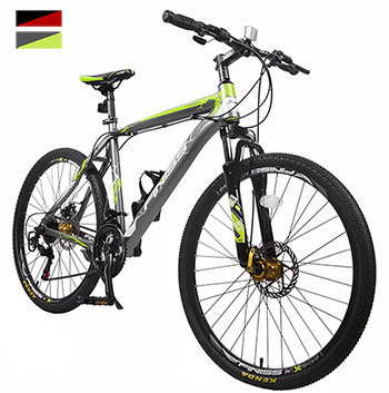 Nashbar At1 Mountain Bike Review Bicycle Guider