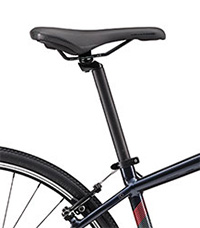 Cannondale Quick 7 saddle