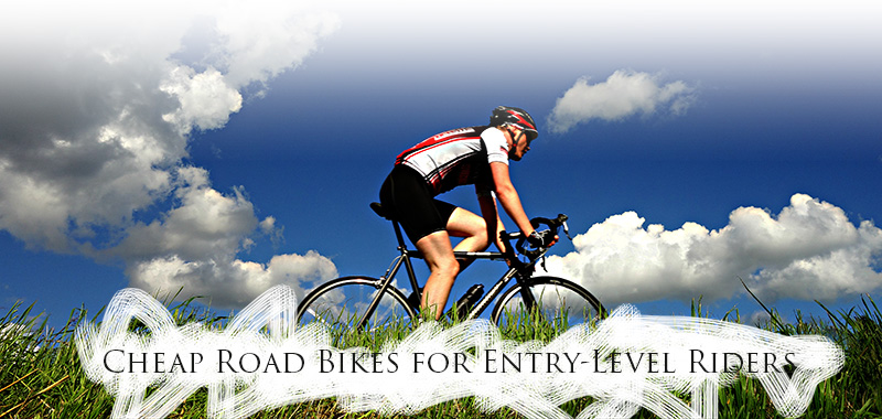 Cheap Road bikes for entry level riders