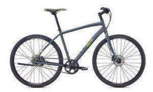Breezer Beltway 8 Hybrid bike review