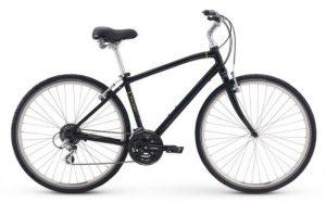 Raleigh Detour 2 Hybrid bike review