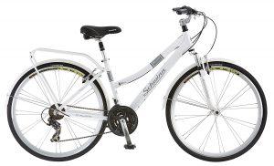Scwinn Discover Womens Hybrid bike review
