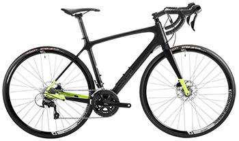 Co-Op ARD 1.4 as best road bike for competitions