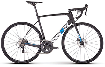 Diamondback Podium Vitesse Disc as best road bike for competition