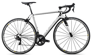 Orbea Orca M10 Team Disc As best road bike