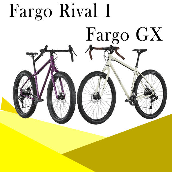 salsa Fargo Rival 1 & GX Review