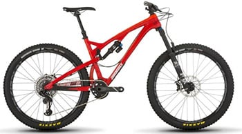 Full-Suspension Mountian Bike (Diamondback Release 5C)