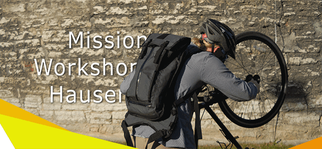 Mission Workshop Hauser Hydration Bag Overview