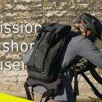 Mission Workshop – Hauser Hydration Bag – Overview