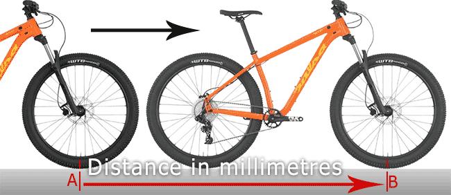 Bike Computer Calibration Roll-Put Test