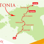 Cycling Tour Guide: Across Estonia in a Week on a Mountain Bike