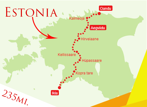 Across Estonia Article