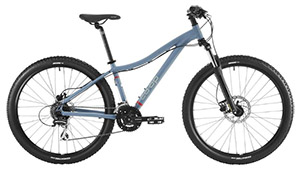 Co-Op DRT 1.1W as best women bike