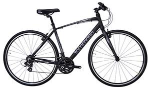 Tommaso Sorrento As best hybrid bike for women